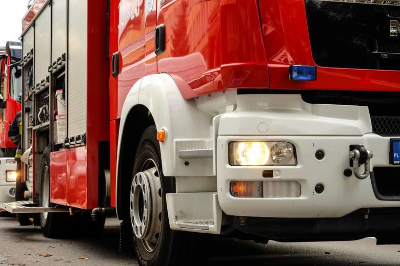 W Przewalance w krajowej ósemce doszło do śmiertelnego wypadku. Droga jest zablokowana