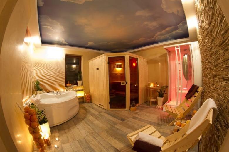 SPA we Włoszczowie w Hotelu Villa Aromat