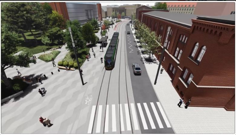 Tramwaj na Ratajczaka zmieni całkowicie życie tej ulicy, mieszkańcy mają więc sporo uwag do projektu
