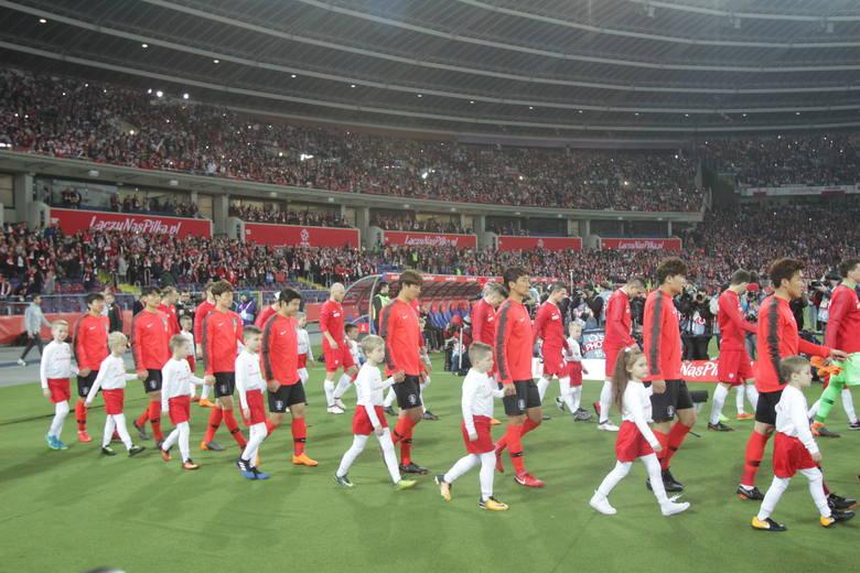 Oficjalnie Stadion Śląski został nazwany Stadionem Narodowym w 1993, jednak pierwszy mecz rozegrano na nim w 22 lipca 1956, gdy reprezentacja Polski