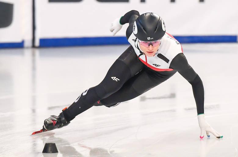 Natalia Maliszewska w kapitalnym stylu wywalczyła awans z kwalifikacji na wszystkich dystansach w Mistrzostwach Europy w Debreczynie