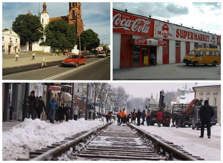 Białystok bardzo się zmienił na przestrzeni lat. Zobaczcie archiwalne zdjęcia miasta. Kiedyś faktycznie było lepiej?