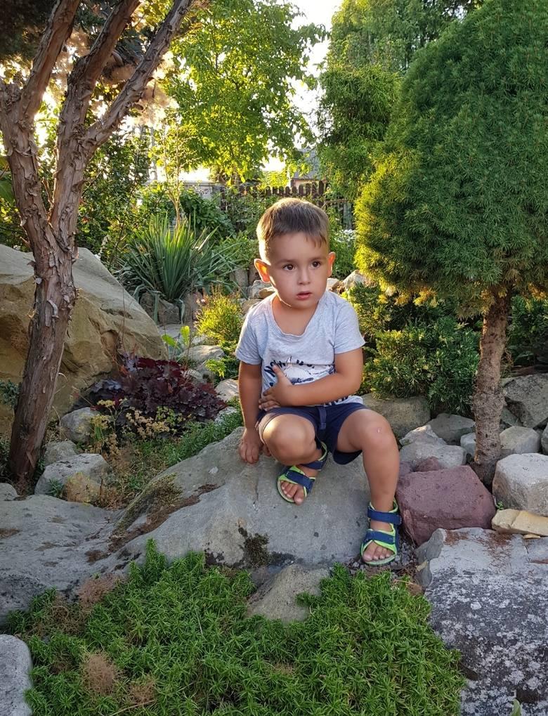 Wśród chłopców zwyciężył Franciszek Kępa, 3-5-letni chłopiec z Mirowa Nowego w gminie Mirów. Jego rodzice to 27-letni Hubert oraz 33-letnia Sylwia. Franek
