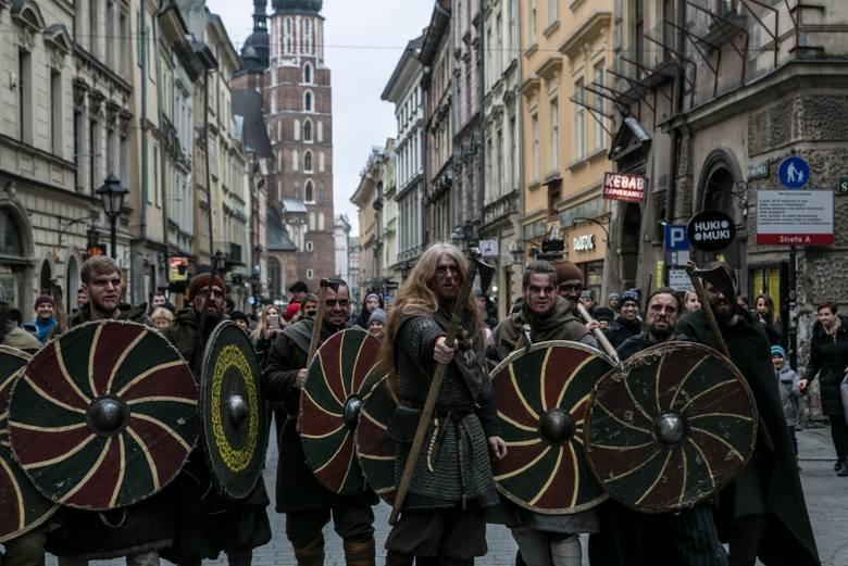 Wikingowie opanowali Kraków [ZDJĘCIA]