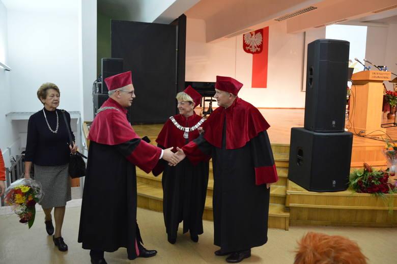utw, zielonogórski uniwersytet trzeciego wieku, inauguracja roku akademickiego