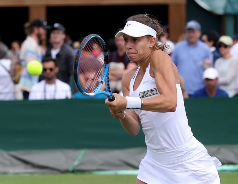 Magda Linette awansowała do finału turnieju WTA w Nowym Jorku