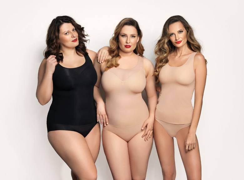 Bielizna w rozmiarze one size - pasuje na panie noszące rozmiar S i XL Jest cienka i nie odznacza się pod ubraniem