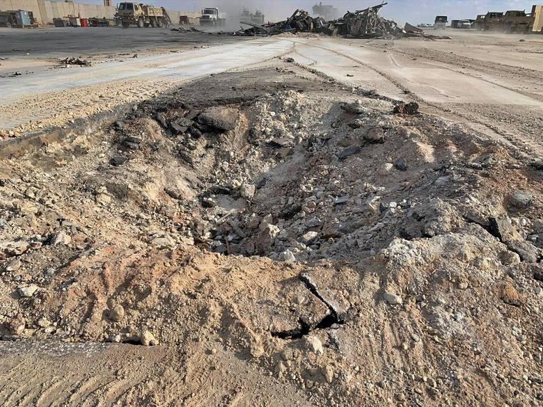 Polski żołnierz ranny po ostrzale rakietowym w Iraku. Informację podało Dowództwo Operacyjne