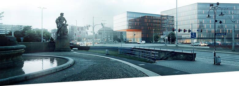 Kiedy ruszy budowa w miejscu byłego biurowca Cuprum? – pyta nasz Czytelnik Adam Kolny. Odpowiedzi na jego pytanie szukała reporterka Gazety Wrocławskiej