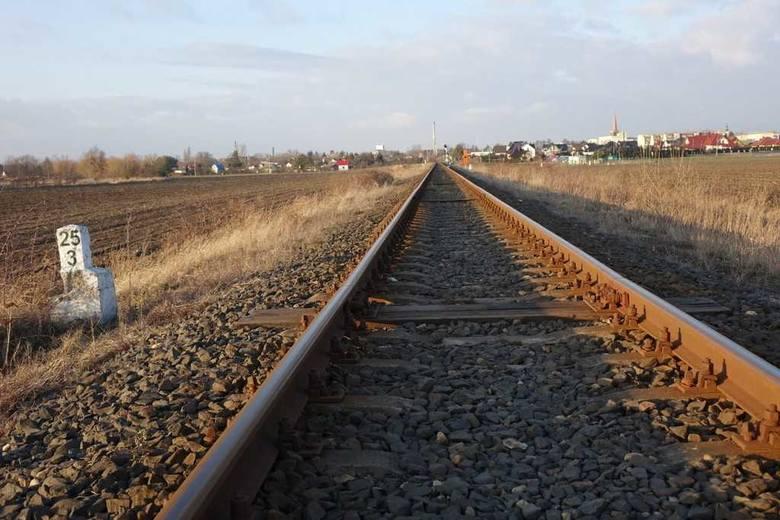 Remont linii Nysa - Brzeg potrwa dwa lata.