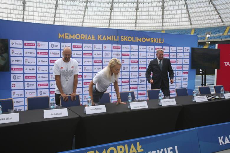 Memoriał Kamili Skolimowskiej Stadionem Śląskim: Gwiazdy zachwycone obiektem ZDJĘCIA, MINUTOWY PROGRAM ZAWODÓW, STARTY GWIAZD