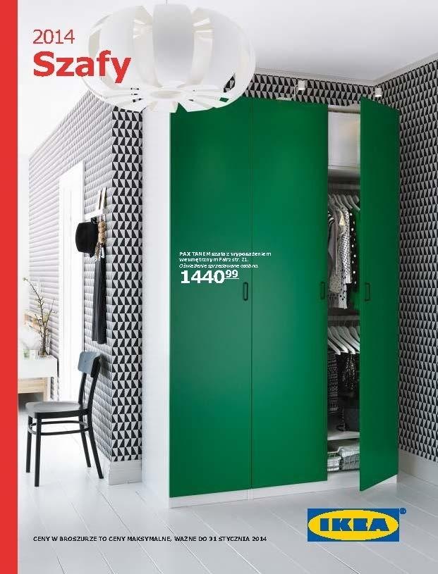 Ikea Broszura Szafy 2014 Zobacz Katalog Dziennikzachodni Pl