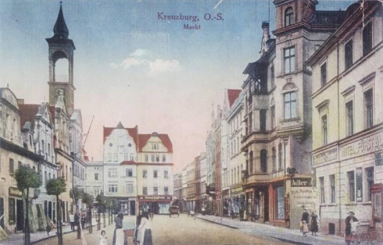 W latach 30. ubiegłego wieku Kluczbork liczył już 12 tysięcy mieszkańców. Międzywojenny klimat dawnego Kreuzburga tworzyły nie tylko zabytkowe budowle,