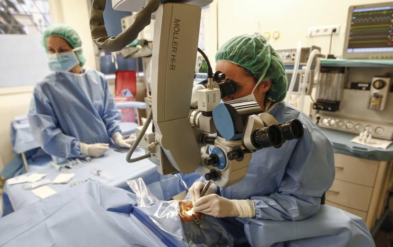 Pacjent z stanie pilnym w niektórych klinikach zostanie zoperowany niemal od ręki.