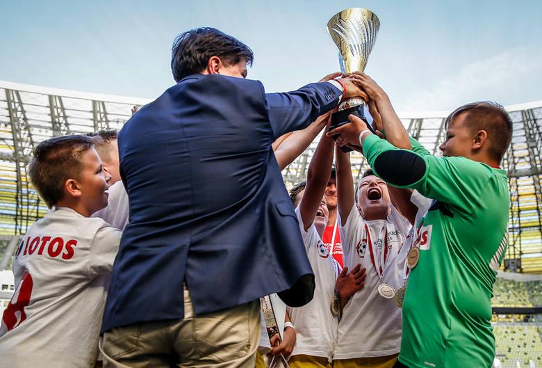 Lotos Junior Cup 2019. Białystok najlepszy w Gdańsku. Turniej, tak jak co roku, dostarczył wielu pozytywnych emocji [wideo, zdjęcia]