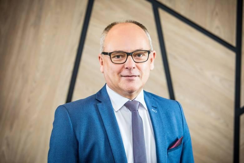 Leszek Bizoń, nowy starosta wodzisławski