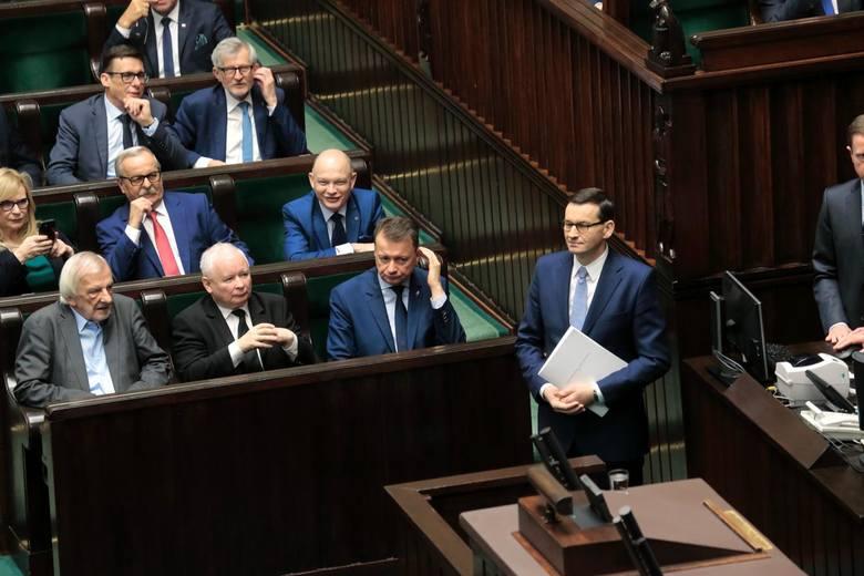 Posiedzenie Sejmu - archiwum