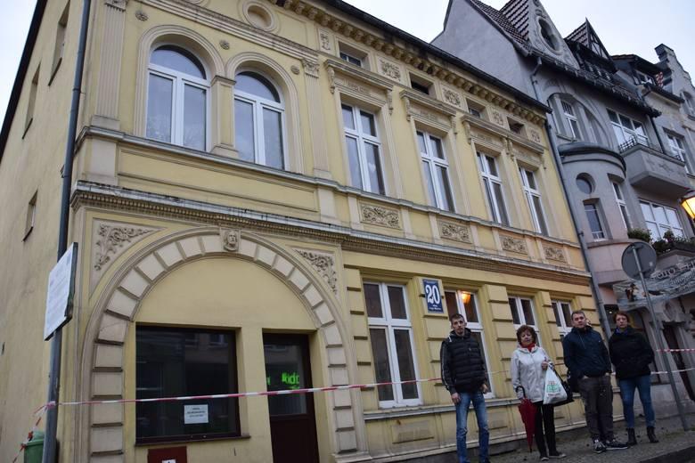 Dramat mieszkańców kamienicy w Połczynie-Zdroju [ZDJĘCIA]