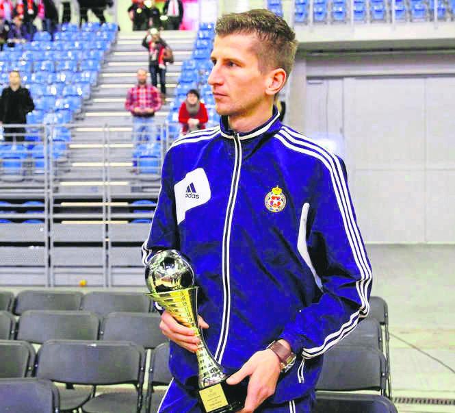Rafał Wisłocki ma na koncie sporo sukcesów z AP Wisła