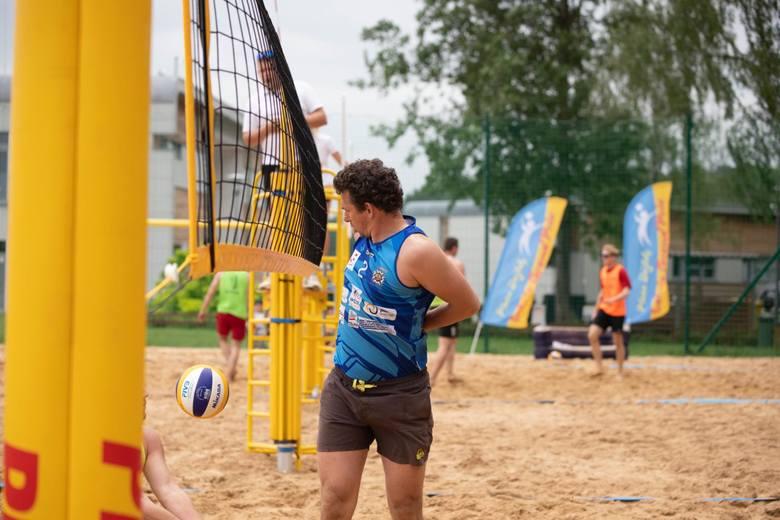 Letnie Grand Prix w Siatkówce Plażowej na plaży w Dojlidach