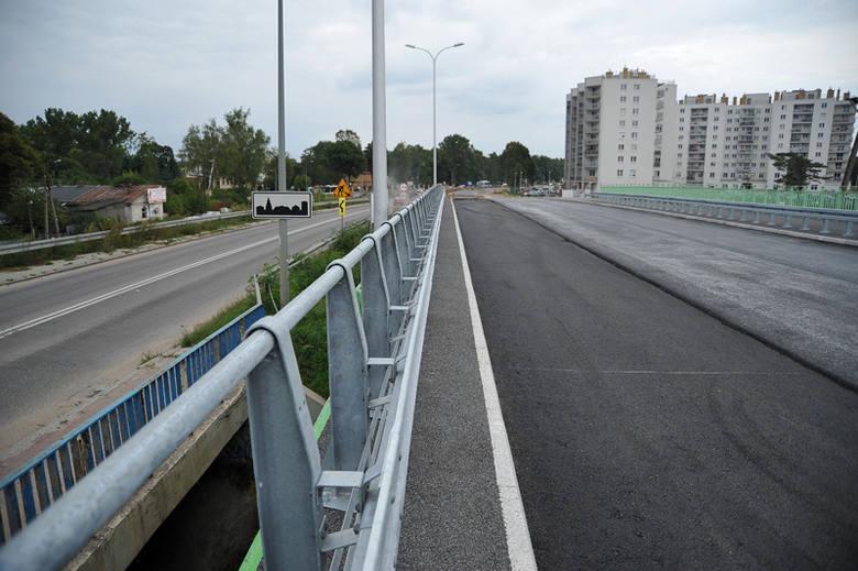 Kleosin - nowy wiadukt prawie gotowy (zdjęcia)