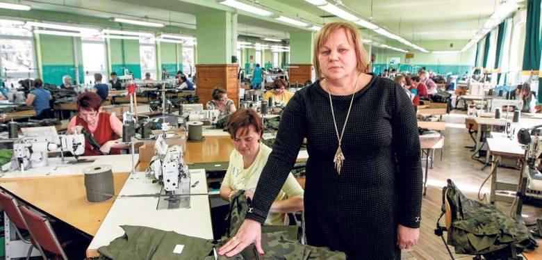 150 osób może stracić pracę. Spółdzielni inwalidów w Dynowie grozi likwidacja [WIDEO]