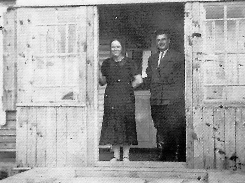 Tak polska młodzież zbierała datki na sierociniec w Pawłodarze.