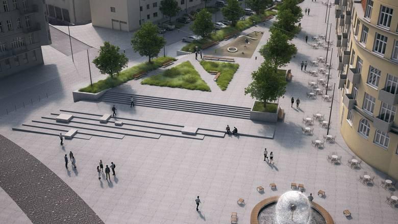 Miasto chce się trzymać projektu wykonawczego.