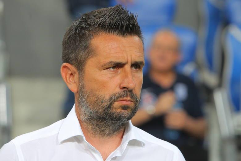 Nenad Bjelica: Mamy mocniejszą kadrę niż w poprzednim sezonie