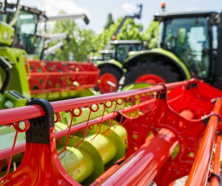 SAWPOL - Transport maszyn i sprzętu rolniczego