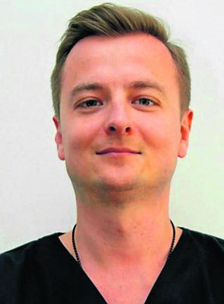 Dr n. med. Jan Morawiec z WWCOiT im. M. Kopernika w Łodzi: – Rolą mojego zespołu i moją jako chirurga jest wyleczenie radykalne pacjenta z choroby nowotworowej
