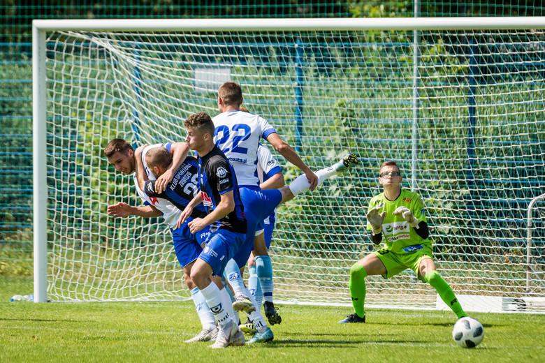 Zawisza Bydgoszcz zremisował z Jeziorakiem Iława 1:1 (1:0) w sparingu przygotowującym do nowego sezonu w IV  lidze. Gola dla niebiesko-czarnych strzelił