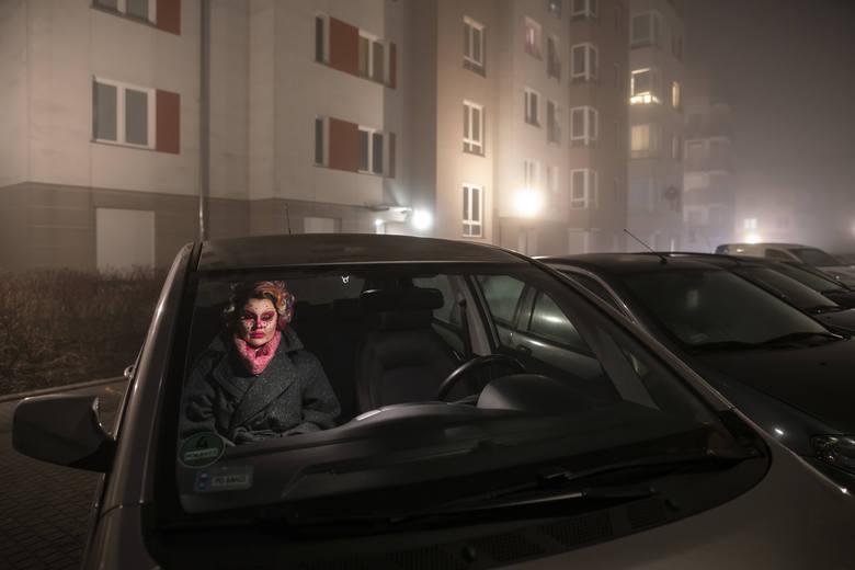 Zdjęcie pojedyncze - II miejsce w kategorii PORTRETPoznań. Małgorzata Maciaszek określa siebie jako performerkę. Występuje od kilku lat jako Lola Eyeonyou