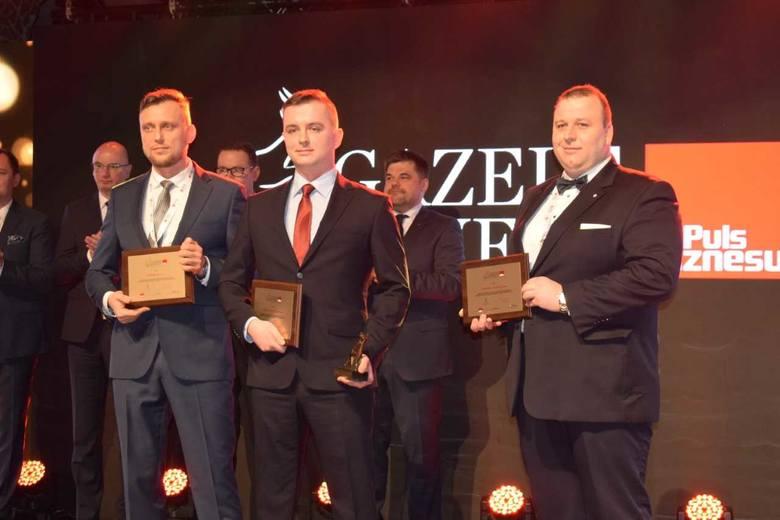 Gazele Biznesu dla małych i średnich firm z województwa kujawsko-pomorskiego wręczone!