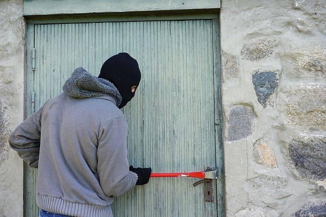 8. gmina Rojewo - 9 kradzieży i 4 włamania