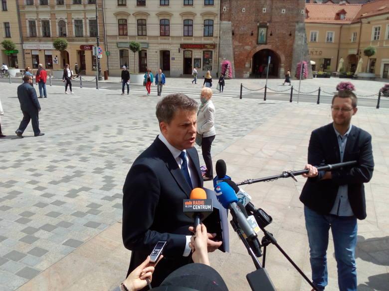 Wybory 2020. Mirosław Piotrowski, lubelski kandydat na prezydenta: Termin wyborów jest sprzeczny z konstytucją