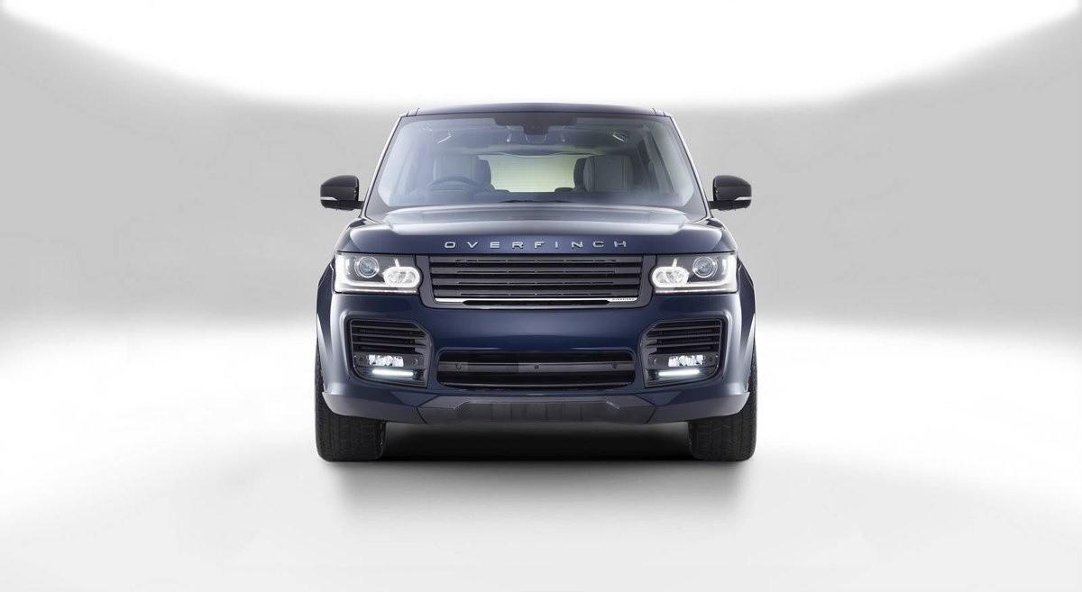 Range Rover London Edi...