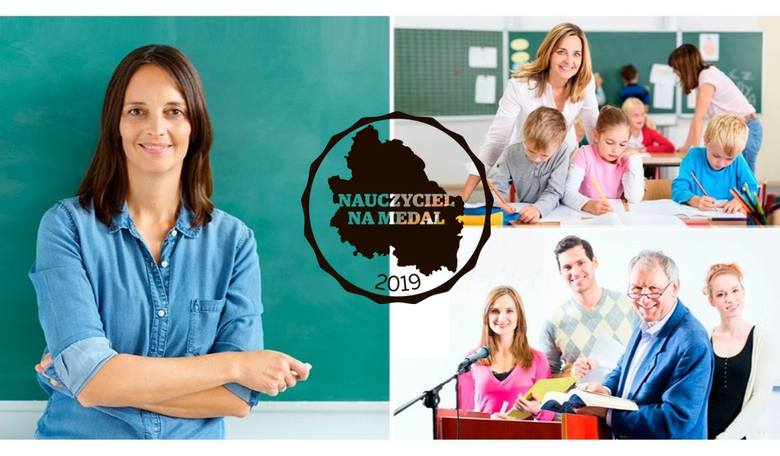 Nauczyciel na Medal 2019. Wybieramy najlepszych nauczycieli oraz szkołę roku w regionie radomskim. Zagłosuj