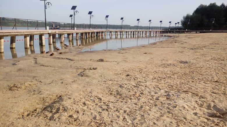 Od lat alarmujemy, że obniża się poziom wody w jeziorze Głębokim koło Międzyrzecza. Podobnie jak nasi Czytelnicy czy turyści. Tematem -  na zlecenie