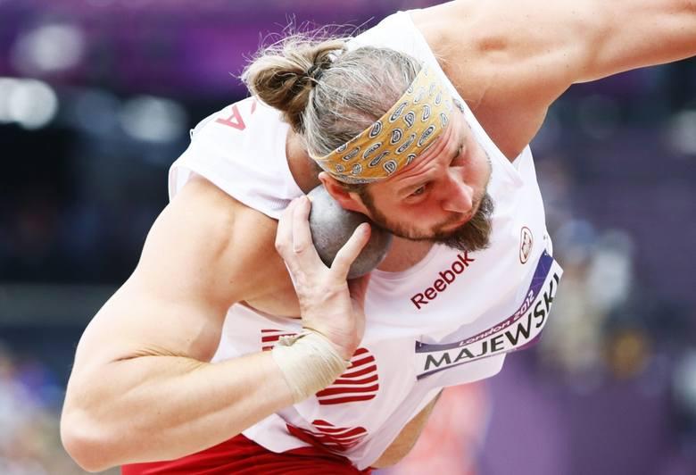 Tomasz Majewski to jedna z najbardziej znanych postaci europejskiej królowej sportu.