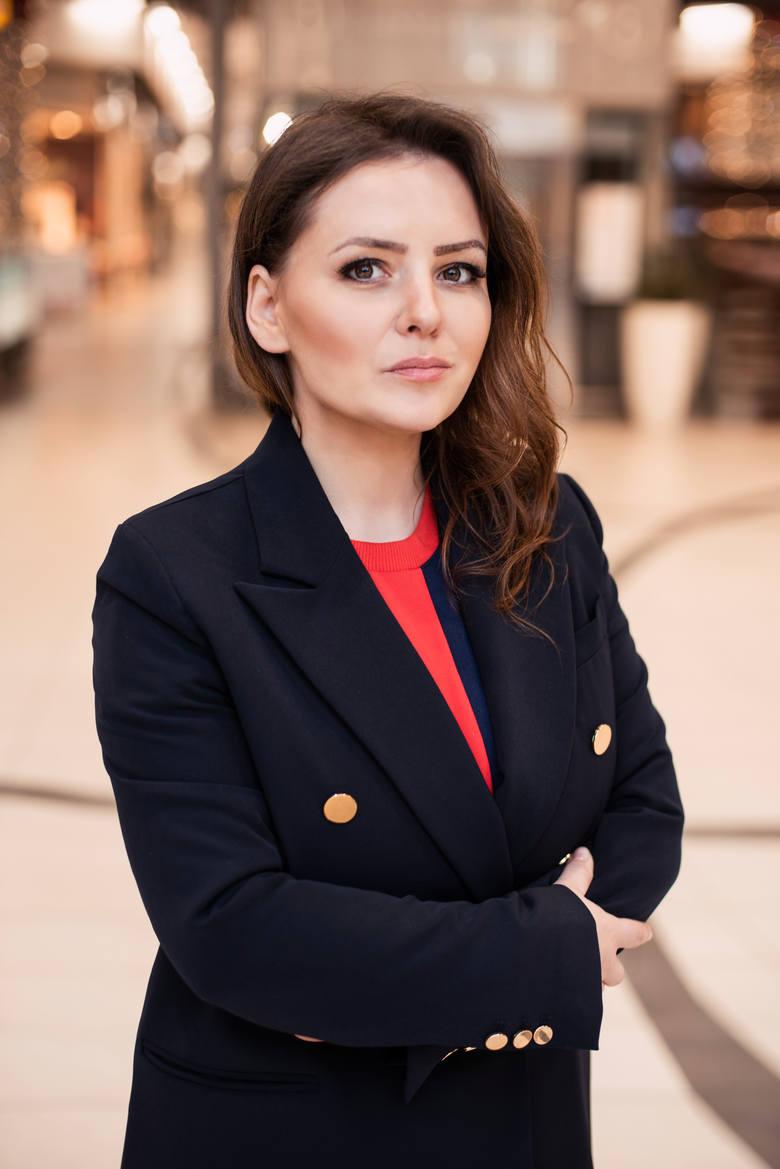 Stylistka ANGELINA FELCHNER