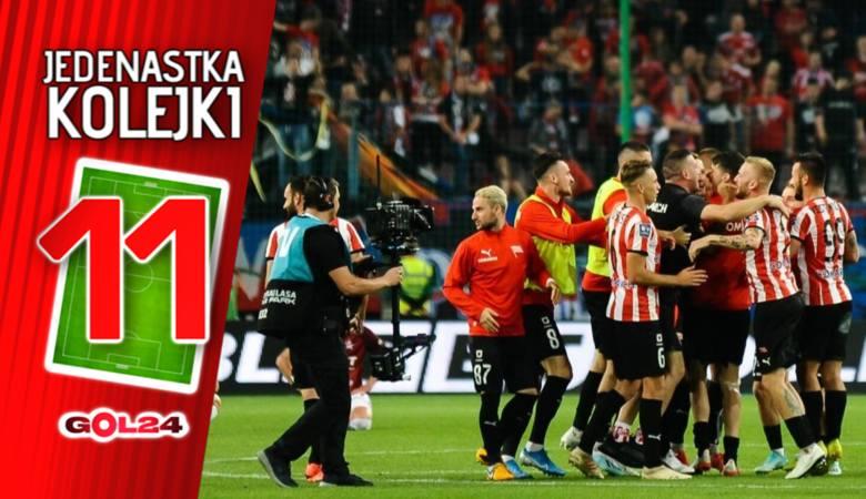PKO Ekstraklasa. W 10. kolejce padło kilka (nie)spodziewanych rezultatów. Lechia Gdańsk wygrała przy Łazienkowskiej, Cracovia w derbach przy Reymonta,