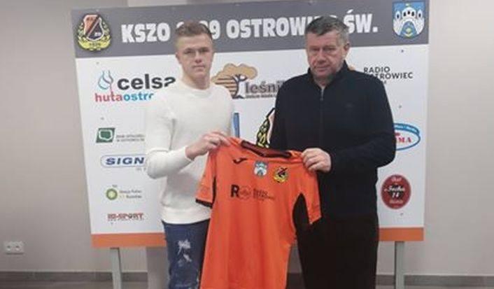 Kacper Laskoś został zawodnikiem trzecioligowego KSZO 1929. W ostrowieckim klubie będzie grała na zasadzie wypożyczenia z GKS Tychy do 30 czerwca 2020