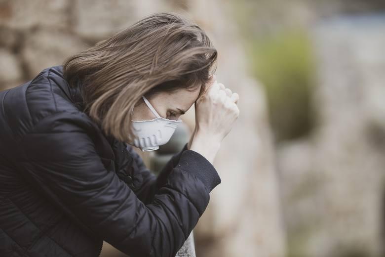 Pandemia sprzyja rozwojowi depresji