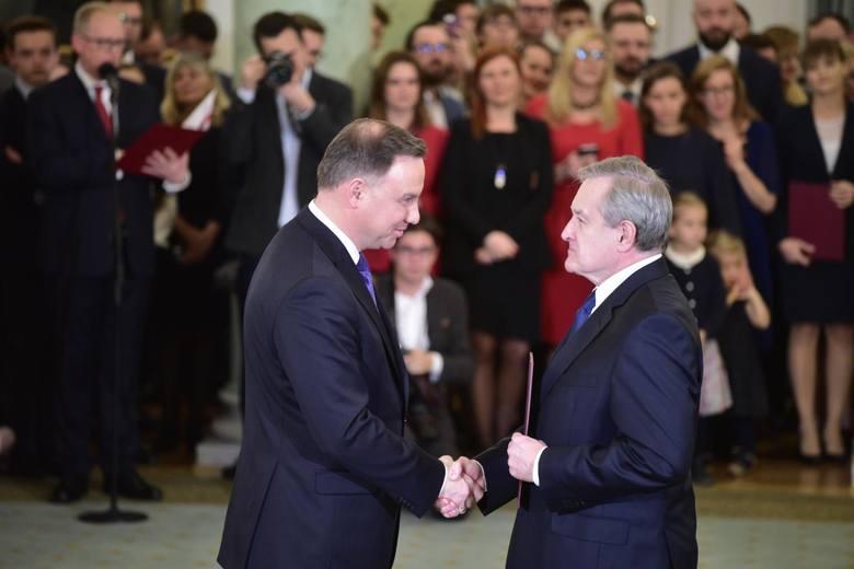 Prezydent powołał nowy rząd, Mateusz Morawiecki tymczasowo ministrem sportu [Skład nowej Rady Ministrów]