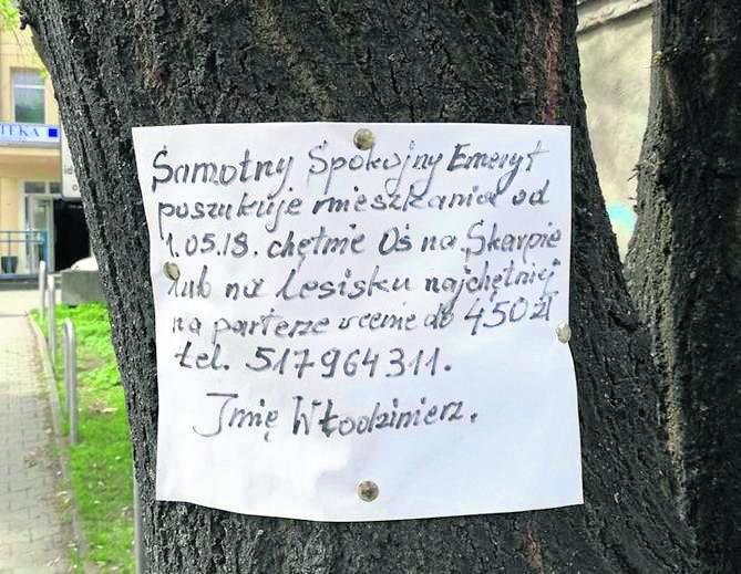 Kraków Zrzutka Dla Emeryta Który Traci Lokum Superakcja I