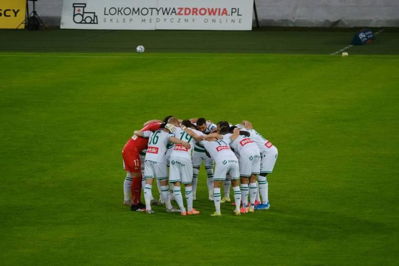 Lechia Gdańsk - Raków Częstochowa 29.08.2020 r. Znamy skład biało-zielonych? Jest już Kenny Saief? [galeria]