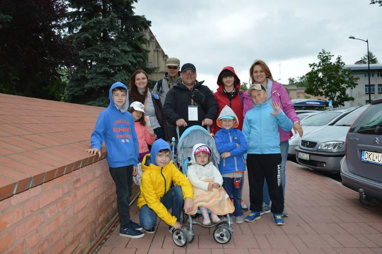 Ponad trzysta rodzin wielodzietnych z całej Polski bierze udział w Nysie w warsztatach, spotkaniach i atrakcjach dla małych i dużych.