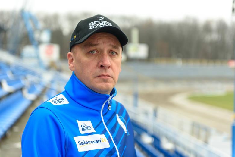 Nowy menedżer Grupy Azoty Unii Tomasz Proszowski w latach 90. pracował w tarnowskim klubie, później był sędzią żużlowym