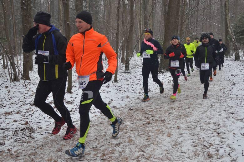 XXX Bieg Sylwestrowy w Łodzi. Ponad tysiąc biegaczy w Arturówku [ZDJĘCIA, FILM, WYNIKI]